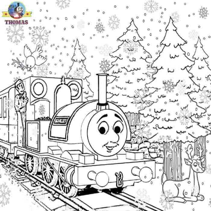 700x700 Thomas The Train Coloring Pages Percy For Adult Boys Girls
