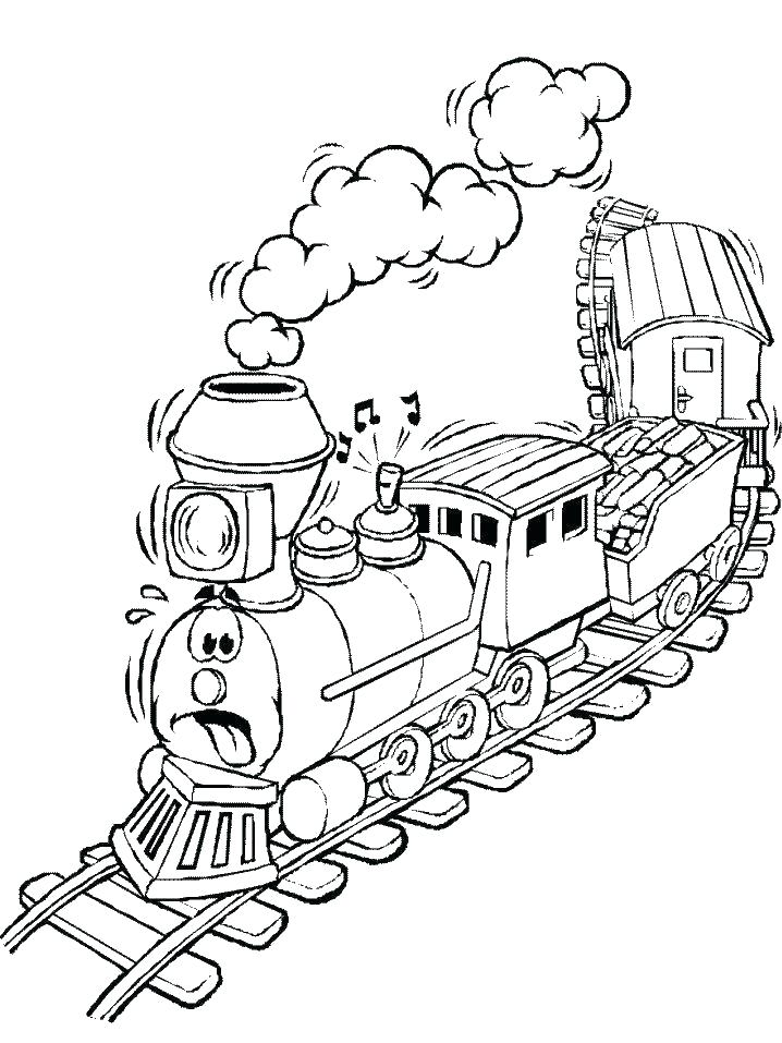 718x957 Thomas Coloring Book Tank Engine Coloring Book As Well As