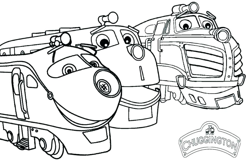 Thomas The Train Coloring Pages To Print at GetDrawings.com ...