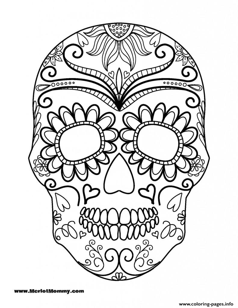 791x1024 Halloween Coloring Pages Printables Free
