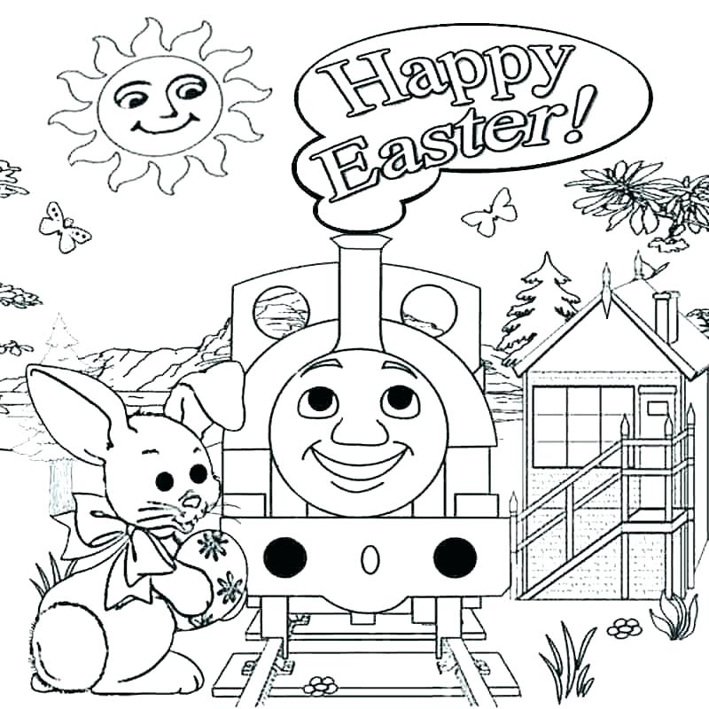 800x800 Thomas Train Coloring Page Train Coloring Pages Train Coloring