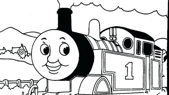 Thomas The Train Printable Coloring Pages at GetDrawings.com ...