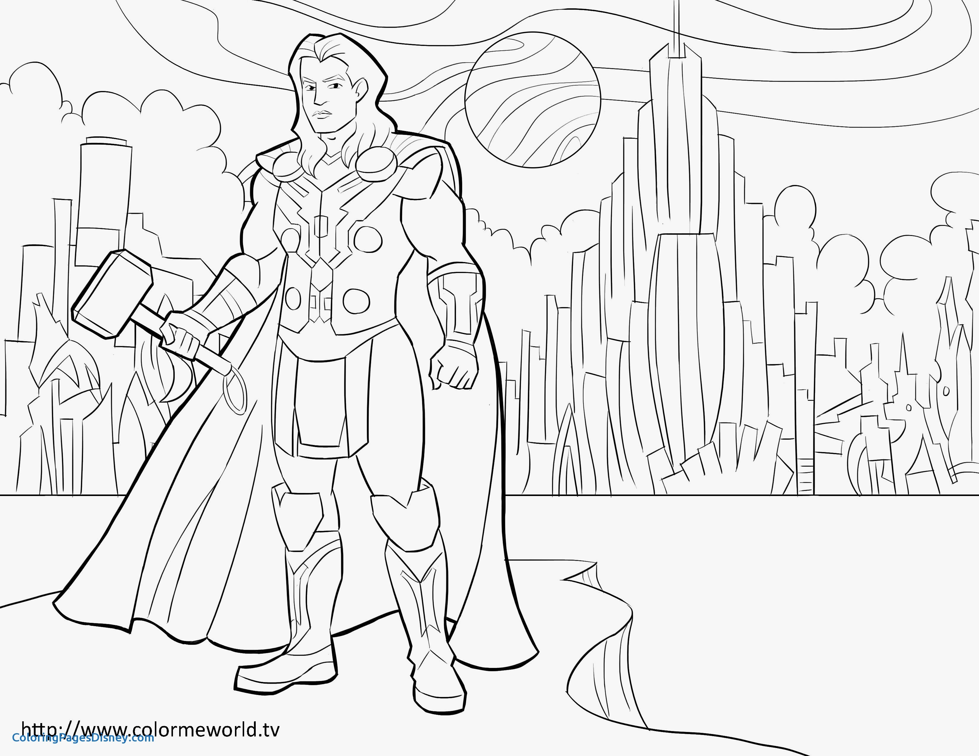 3300x2550 Thor Coloring Pages Unique Free Printable Super Hero High Coloring