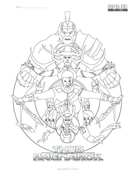 464x600 Thor Coloring Page Coloring Page Super Fun Thor Coloring Pages