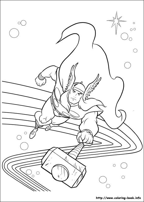 567x794 Thor Coloring Pages Inspirational Thor Ragnarok Coloring Page