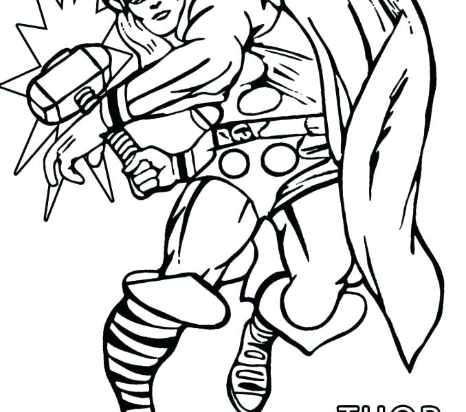 678x600 Coloring Book And Coloring Pages Related Post Thor Coloring Pages
