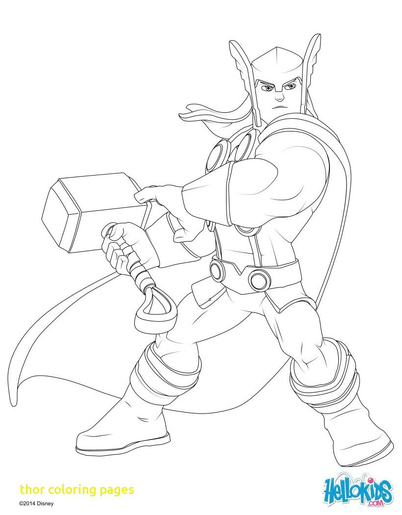 820x1050 Coloring Pages Of Thor Free Printable For Adults Page Crown Thorns