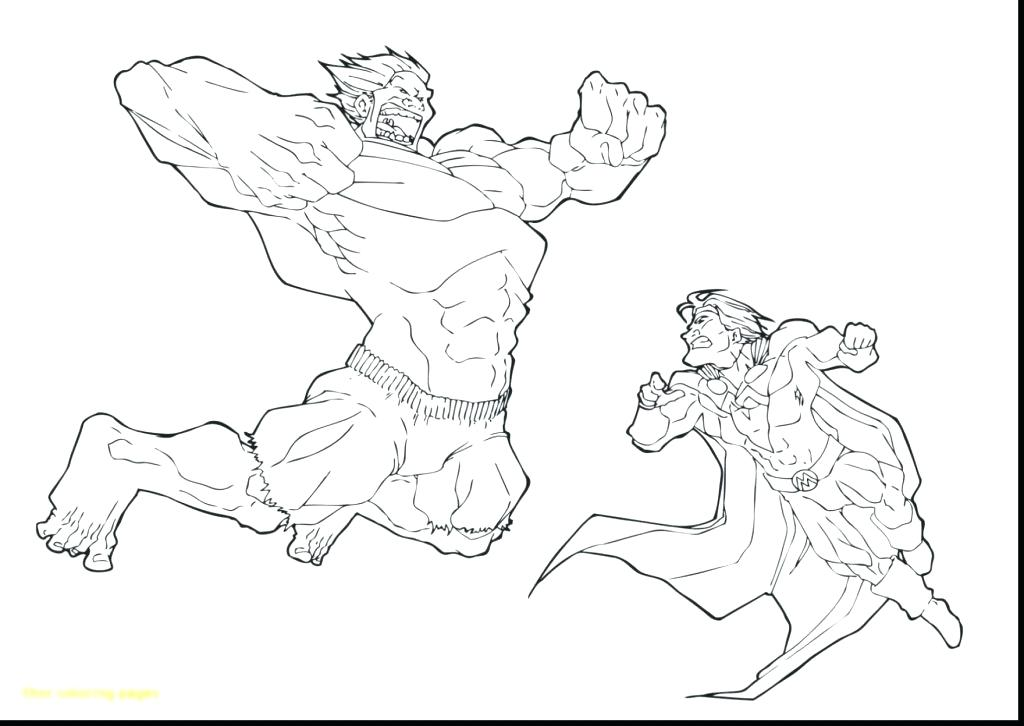 1024x726 Thor Coloring Page And Coloring Page