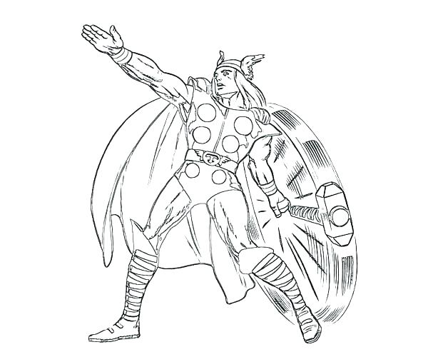 600x500 Printable Coloring Pages With Coloring Page Pages For Boys Marvel