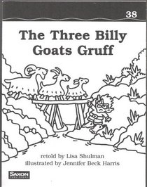 210x266 The Three Billy Goats Gruff Book Saxon Phonics And Spelling