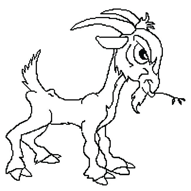 652x652 Three Billy Goats Gruff Coloring Pages Dairy Goat Coloring Page