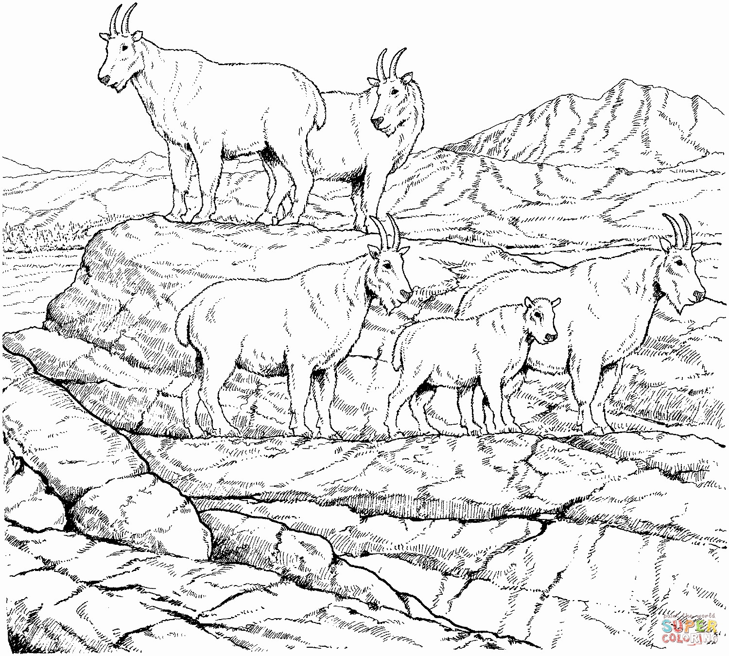 1500x1350 Billy Goats Gruff Coloring Page Unique Billy Goat Gruff Clipart