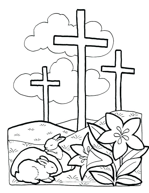 618x803 Cross Coloring Pages Drawn Cross Coloring Sheet Cross Country