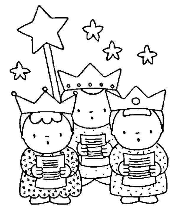 600x738 Cartoon Of Three Kings Coloring Pages Batch Coloring