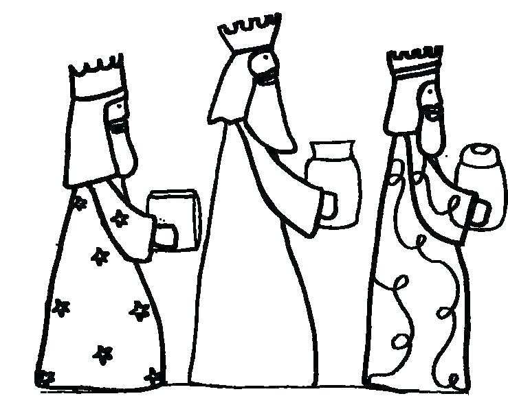 739x593 Wise Men Coloring Page Coloring Pages Disneyland