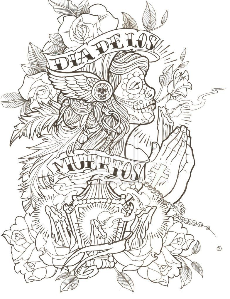 784x1018 Drawing Coloring Pages Tattoo, Tatoo And Neo