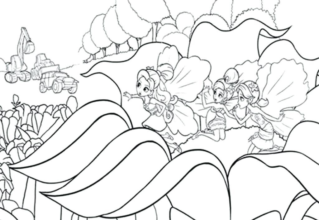 1024x706 Thumbelina Coloring Pages Coloring Pages Free Coloring Pages