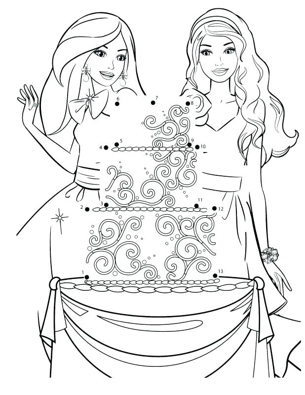 The Best Free Thumbelina Coloring Page Images Download From 44 Free