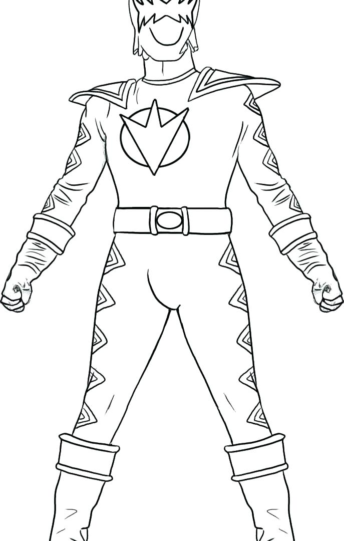 687x1080 Power Rangers Dino Thunder Coloring Pages Power Rangers Charge