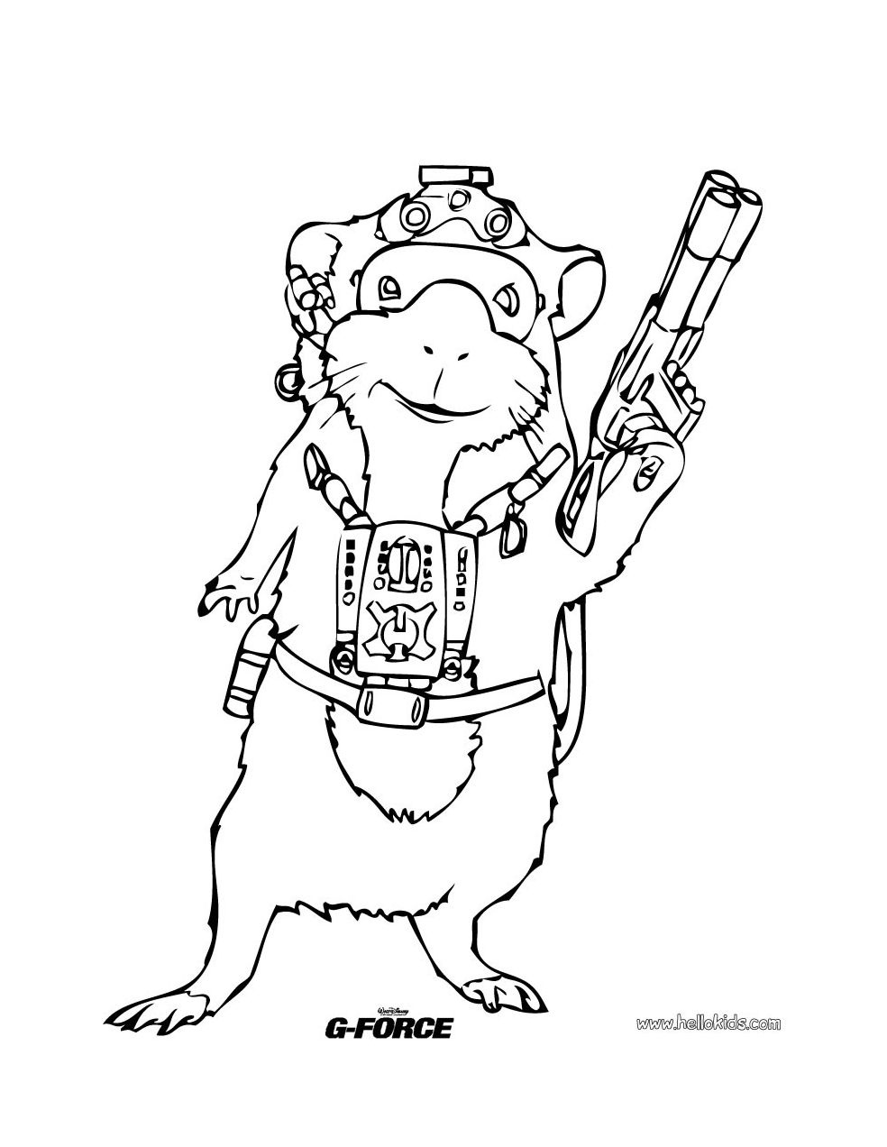 984x1272 Fresh G Force Colouring Pages Free Coloring Pages For Children