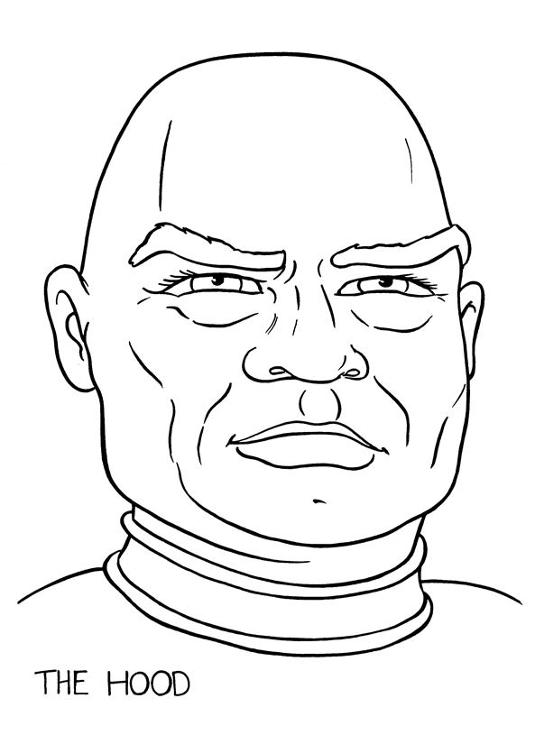 593x815 Kids N Coloring Pages Of Thunderbids Are Go
