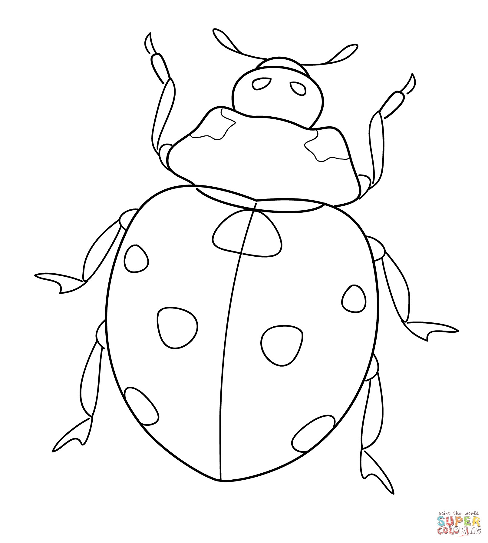 1612x1792 Cartoon Ladybug Coloring Pages Fresh Free Printable Miraculous