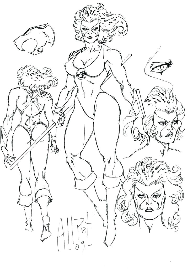736x1027 Thundercats Coloring Pages F Pictures Lion O Coloring Collection