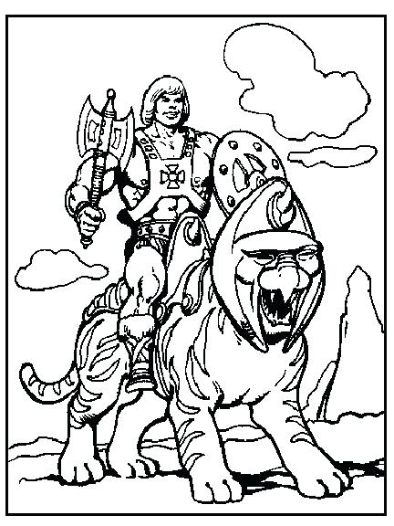 432x576 Thundercats Coloring Pages To Print Thundercats Coloring Pages S
