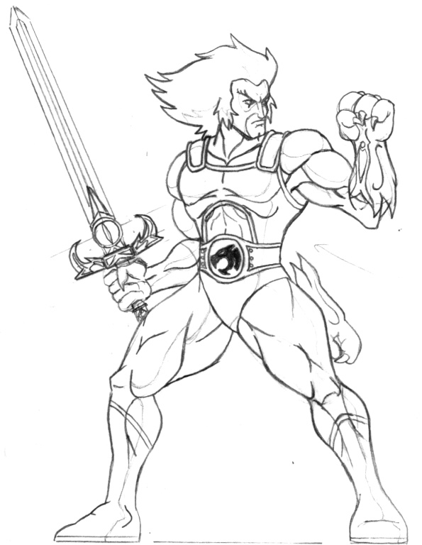 595x768 Thundercats Coloring Pages Coloring Pages For Boys And Girls