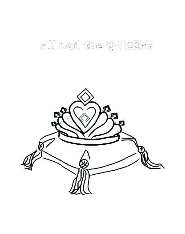 600x757 Surfboard Coloring Page Princess Crown This Is For Kids Pages