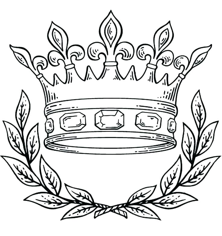 736x782 Tiara Coloring Page Crown Coloring Page Tiara Coloring Page Queen