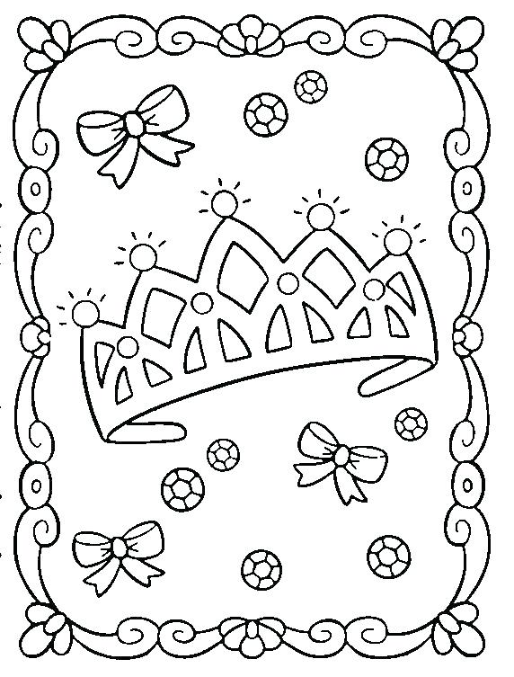 572x753 Crown Coloring Page Crown Coloring Page Tiara Coloring Page Queen