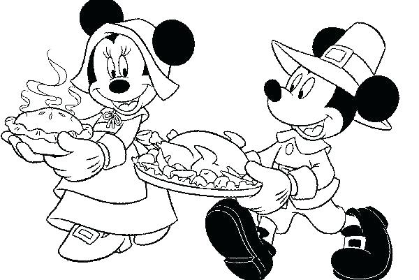 600x401 Free Thanksgiving Coloring Page Free Turkey Coloring Pages Free