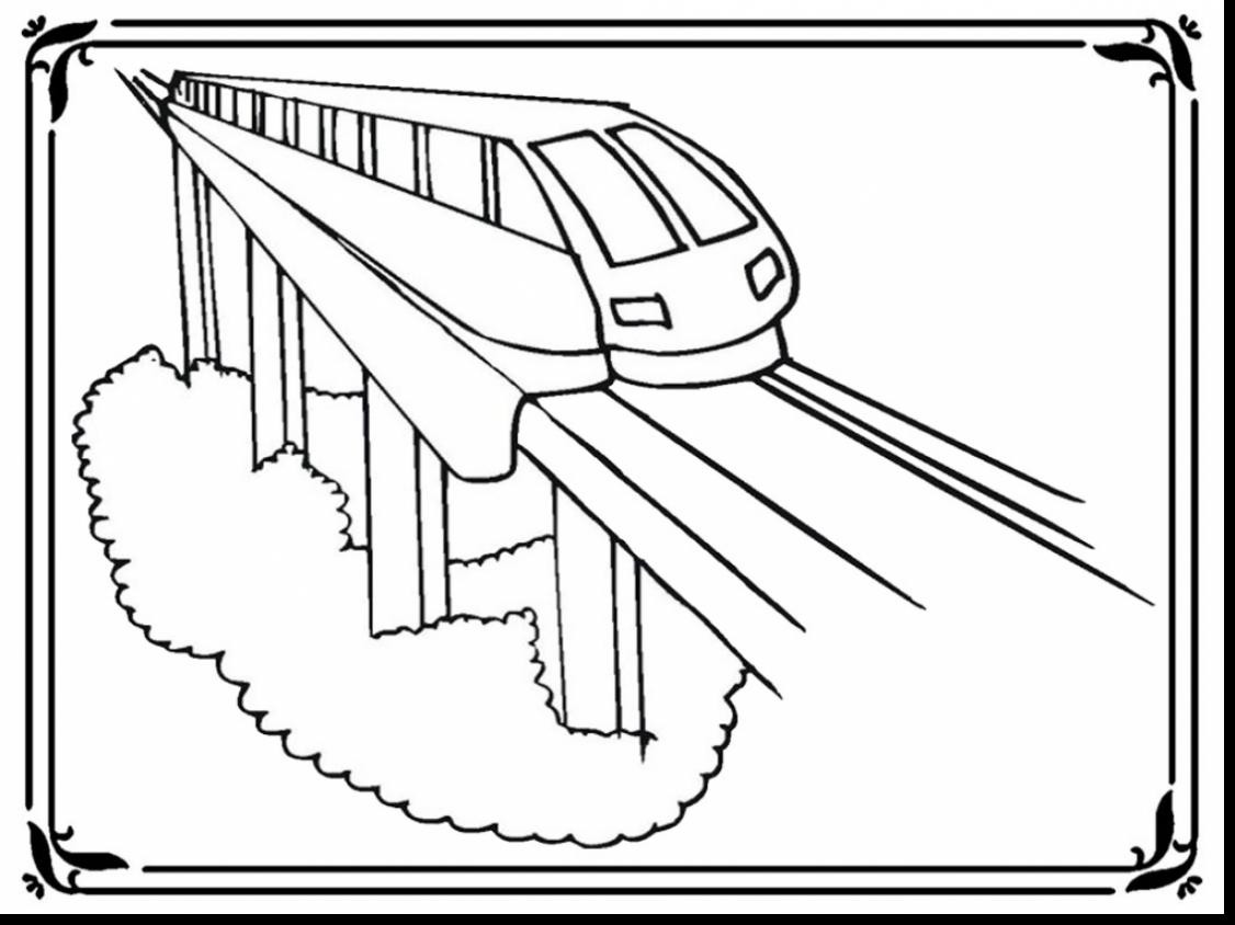 1126x844 Polar Express Coloring Pages Coloringsuite Com Bright Ticket Page