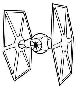 263x300 Star Wars First Order Tie Coloring Page Coloring Pages Pintura