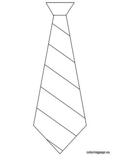 236x318 Tie Bow Tie Template