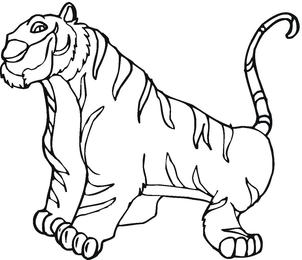 1200x1036 Printable Tiger Cubs Coloring Pages Free Coloring Pages Download