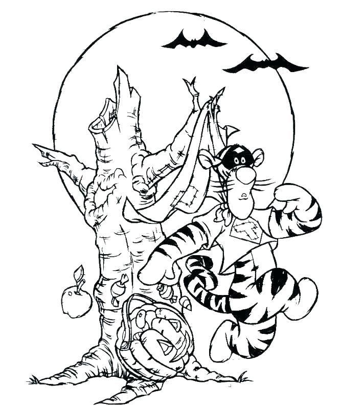 667x800 Tiger Template Outline Coloring Pages Tiger Template