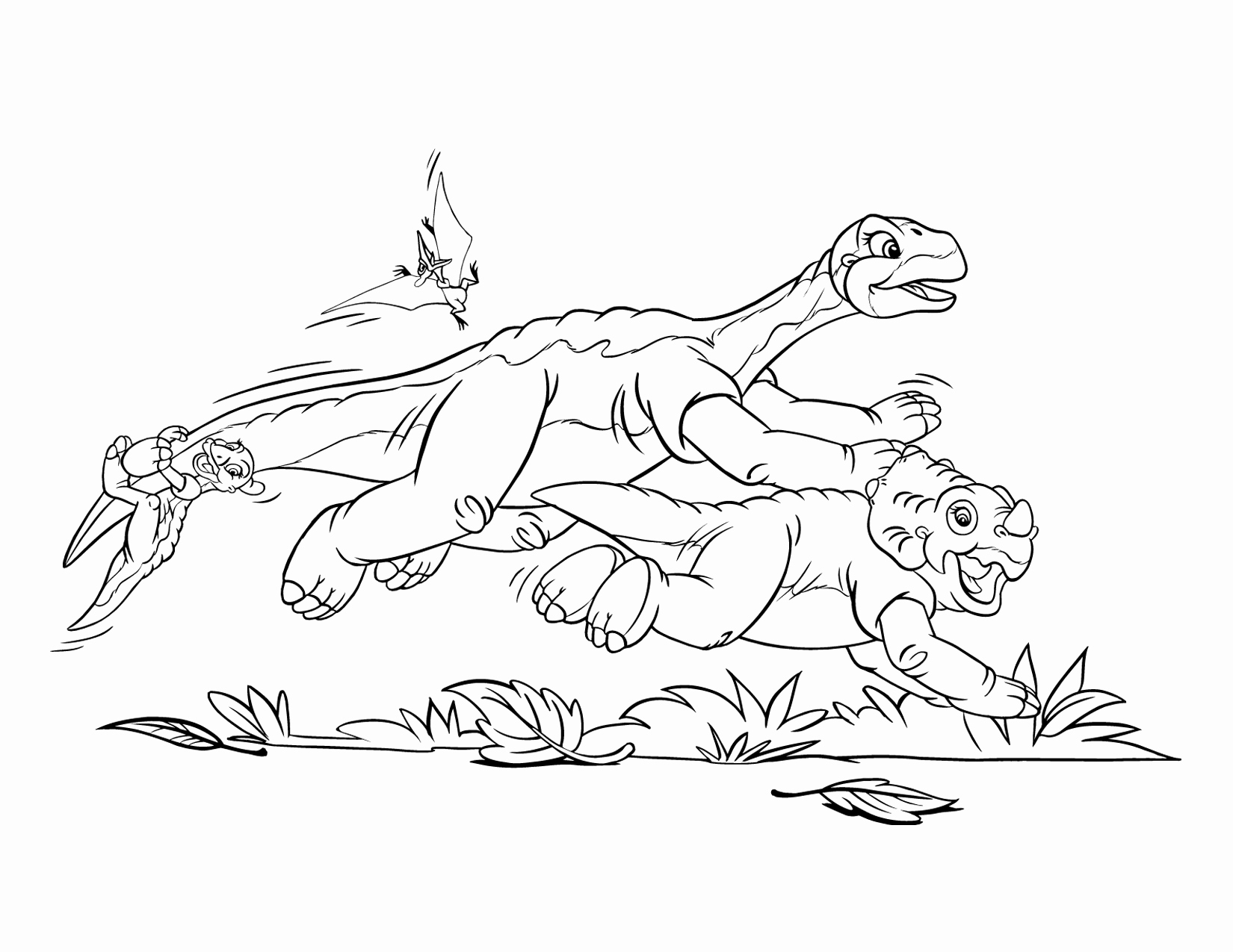 1650x1275 Jake The Pirate Coloring Pages Fresh Land Before Time Coloring