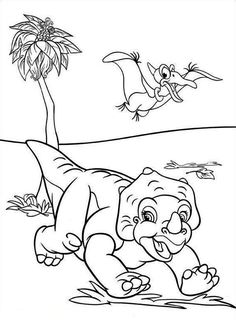 236x320 The Land Before Time Coloring Pages On Coloring