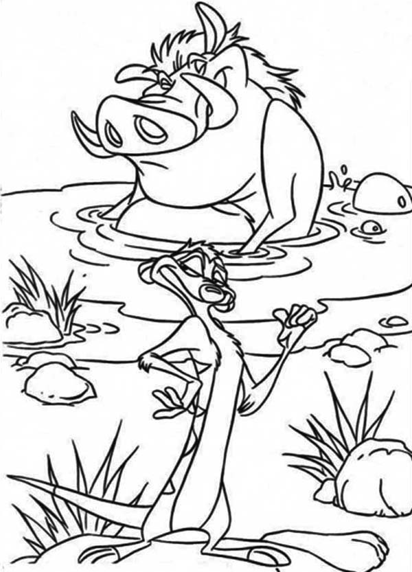 600x833 Printable The Lion King Coloring Pages