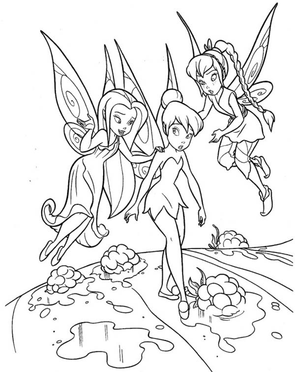 600x757 Luxury Disney Fairies Coloring Pages Tinkerbell Sketch