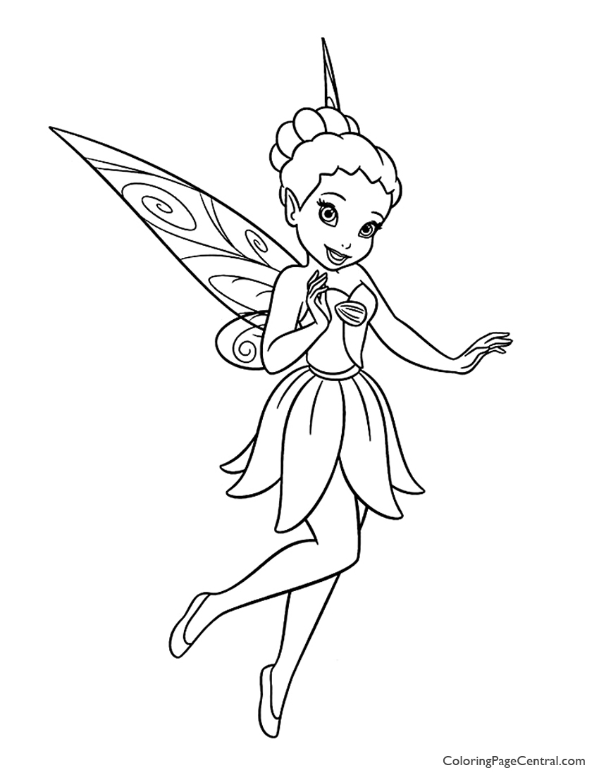 Tinkerball Coloring Pages at GetDrawings.com | Free for personal use ...