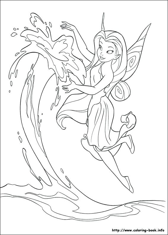 567x794 Tinker Bell Coloring Page Beautiful Coloring Page Coloring Pages