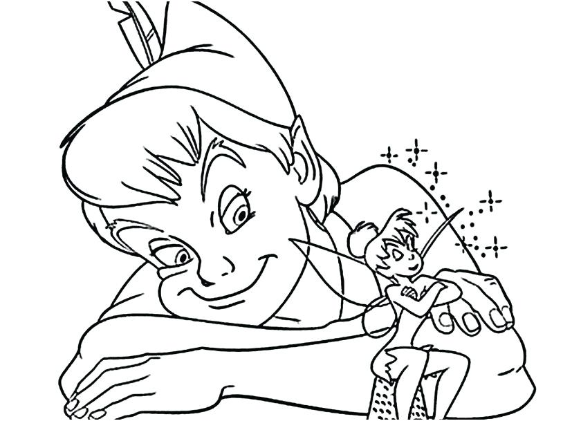 827x609 Periwinkle And Tinkerbell Coloring Pages Vanda