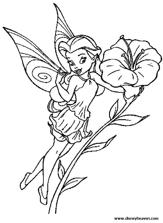 550x750 Disney Fairies Silvermist Coloring Pages Image Search Results