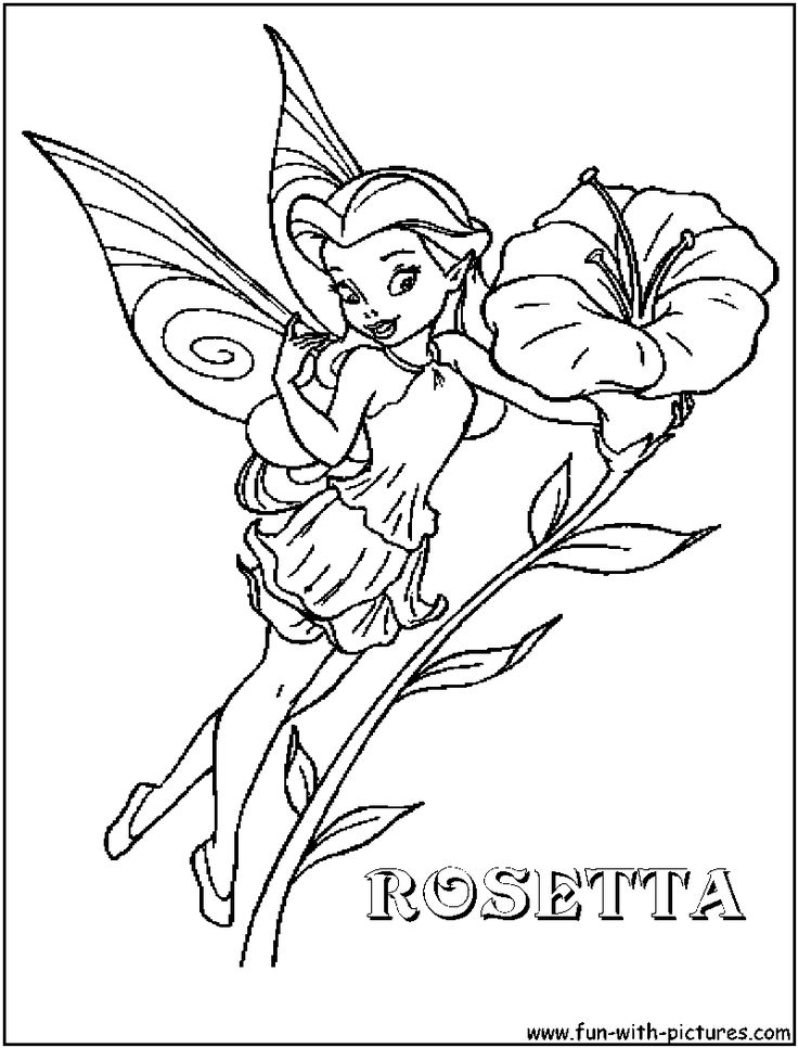 736x966 Disney Easter Coloring Pages Tinkerbell Fairies Coloring
