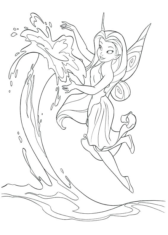 567x794 Printable Tinkerbell Coloring Pages Coloring Pages Coloring Pages