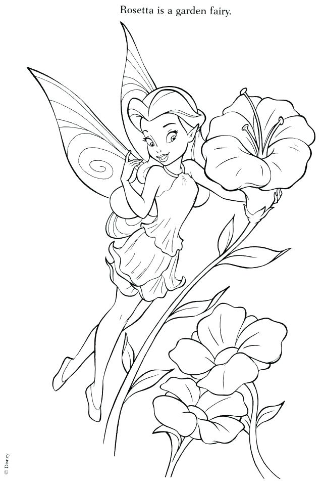 640x951 Tinkerbell And Friends Coloring Pages Coloring Pages Printable