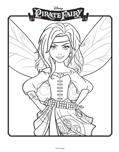 400x513 Tinkerbell Coloring Pages